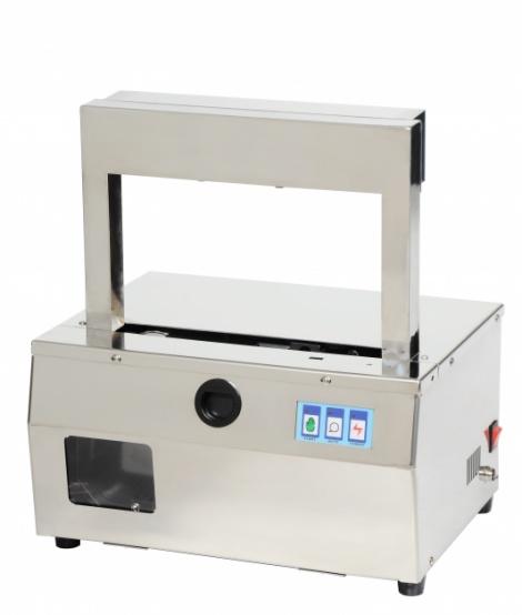 Banderoliermaschine mit Rahmen
